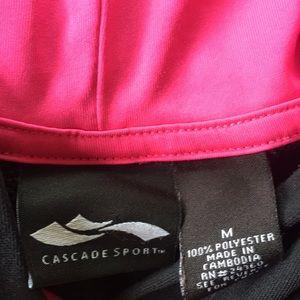 Cascade Sport Jackets & Coats - Warm hoodies